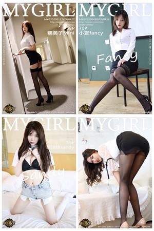 [MyGirl美媛馆] VOL.401-450 官方套图合集 [50套]