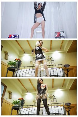 极品资源高价定制付费视频@甄妮可可老师 大尺度舞蹈视频 [16V]